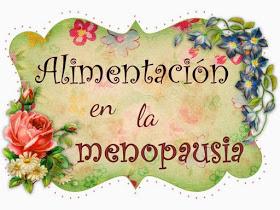 Menopausia y Alimentación ¿Qué podemos hacer?