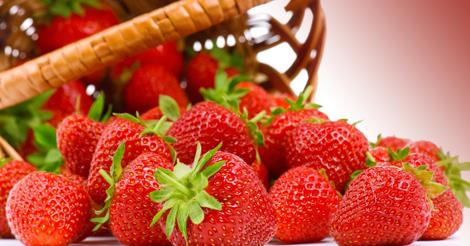 Las Fresas, propiedades nutricionales