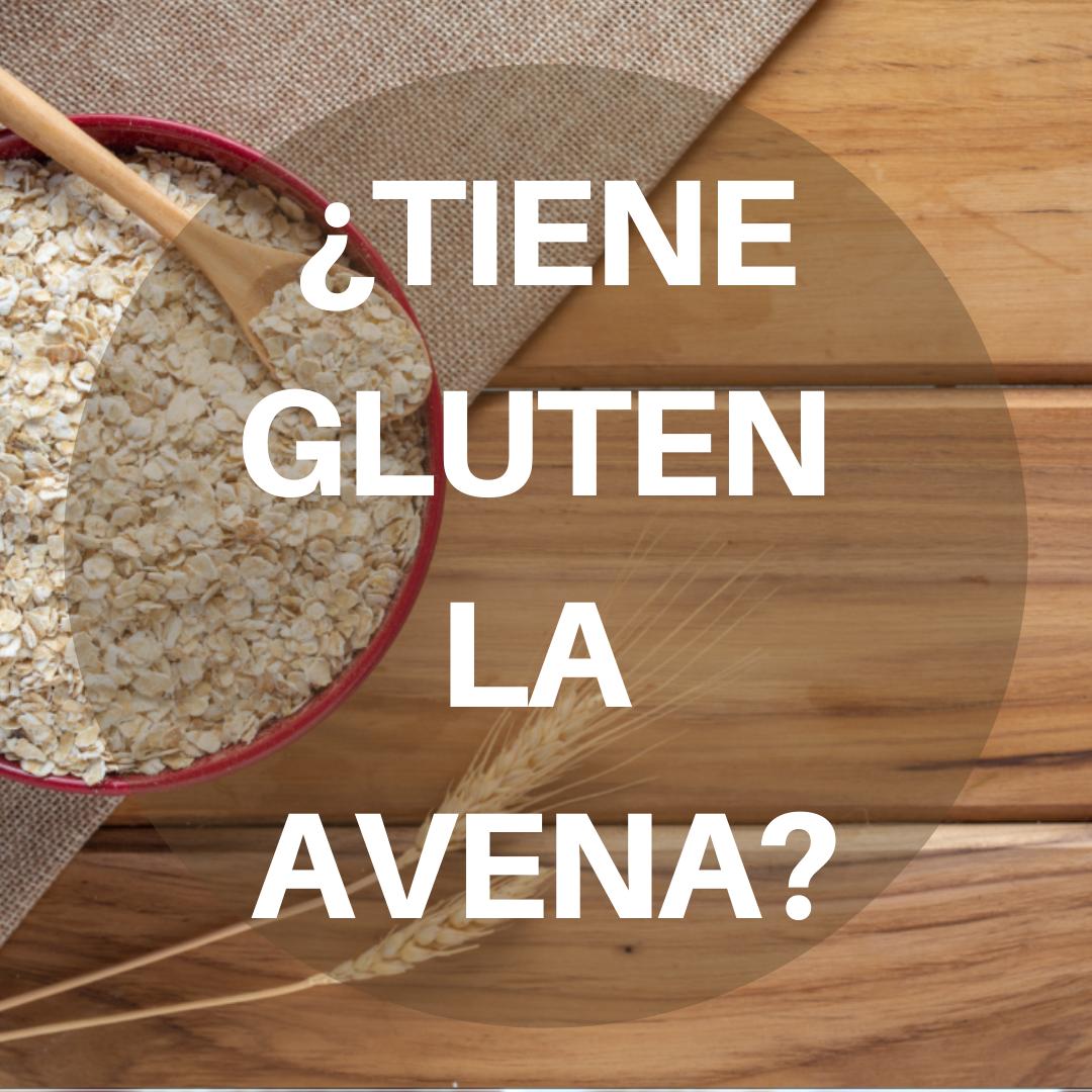 ¿Es seguro incluir la avena en la Dieta Sin Gluten?