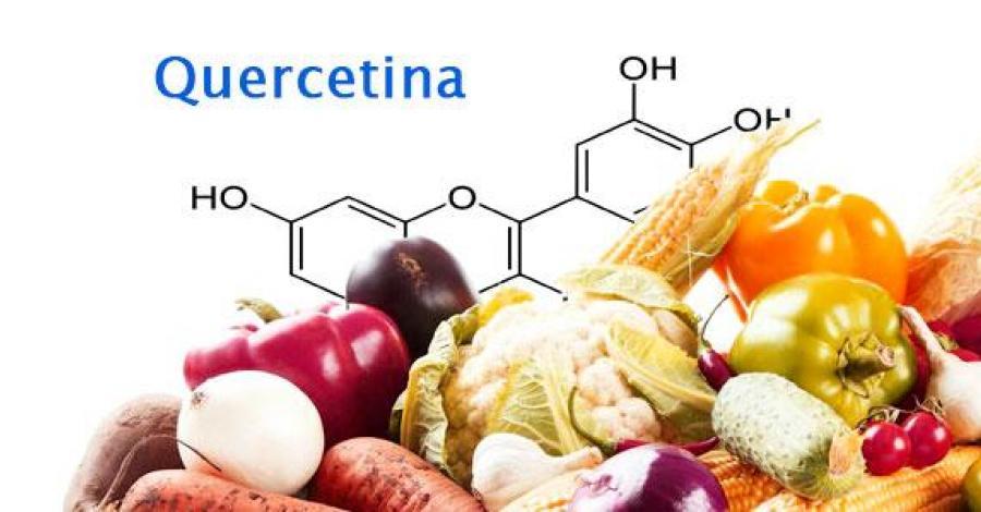 Qué es la quercetina y por qué es buena para tu salud
