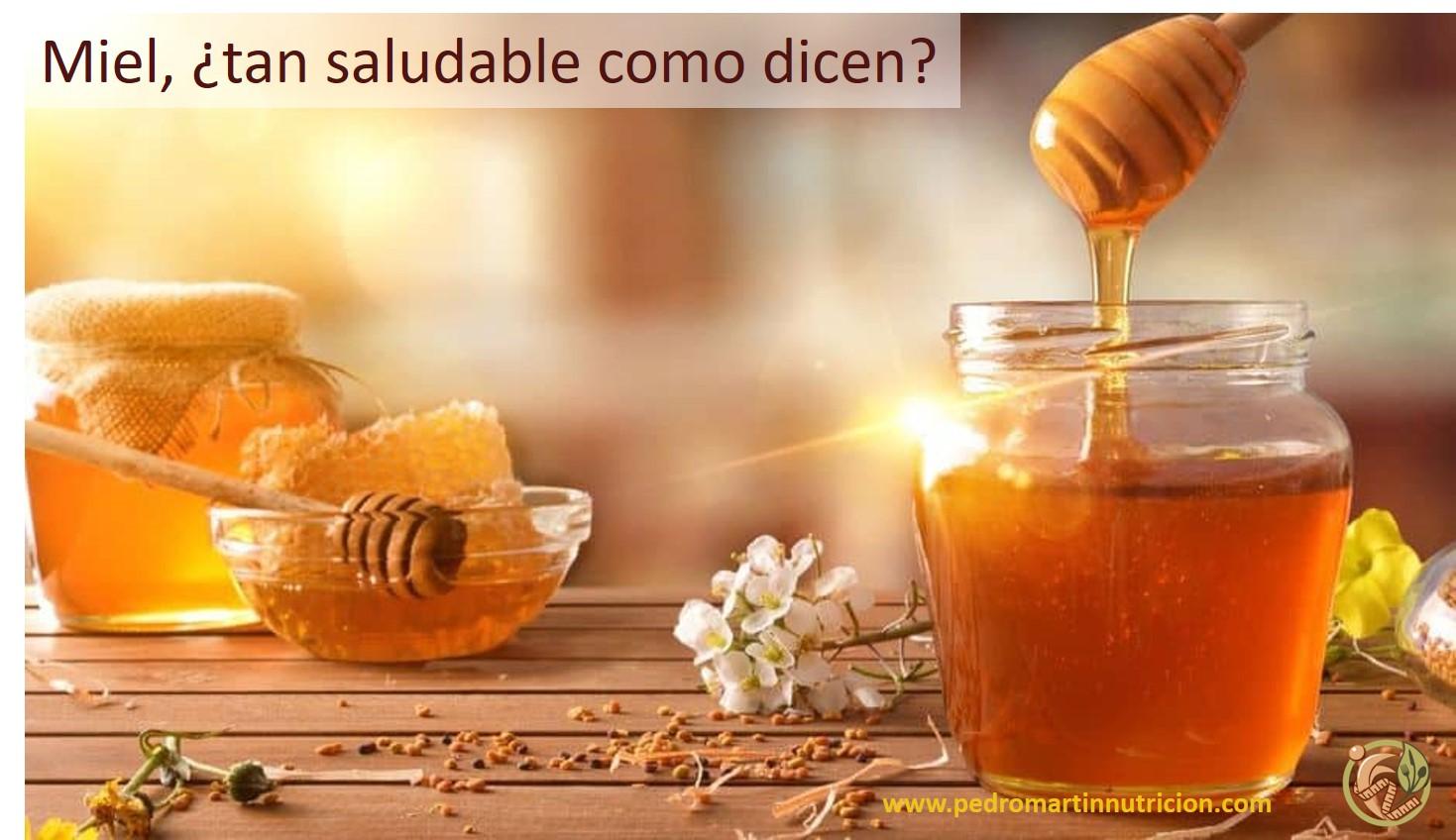 La miel, ¿tan saludable como dicen?