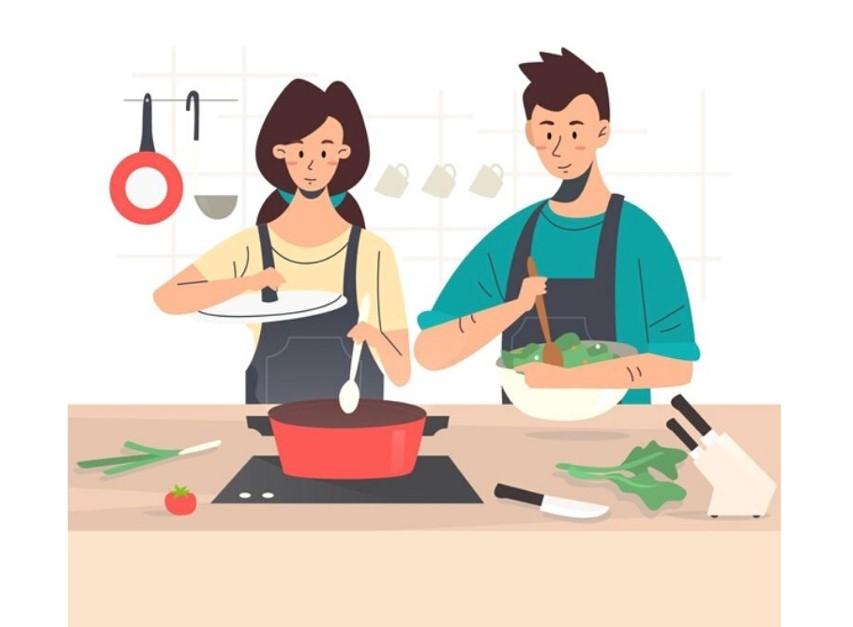 Cocinar desempeña un papel importante en la calidad de tu dieta