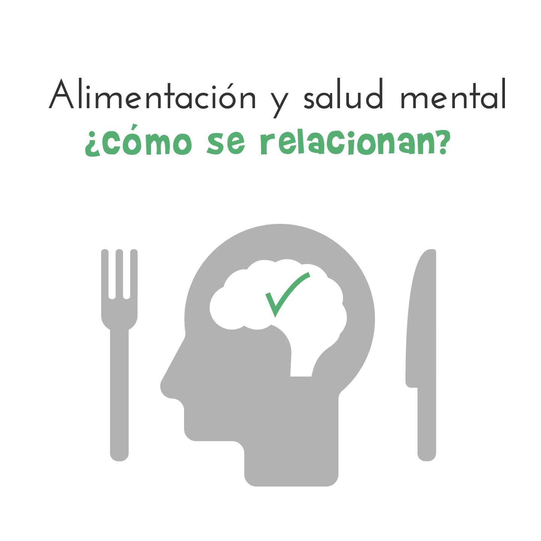 ¿Cómo afecta la nutrición a la salud mental y estado de ánimo?